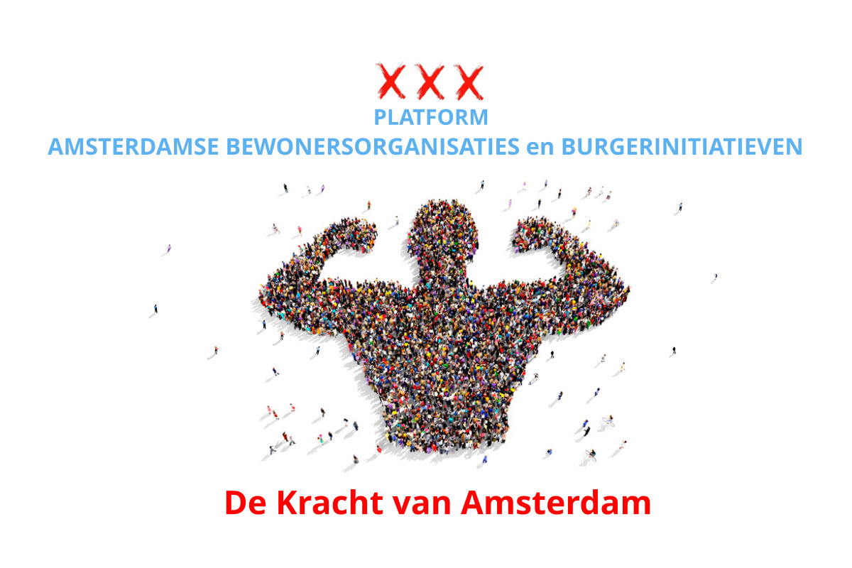 Raadsadres Kracht van Amsterdam