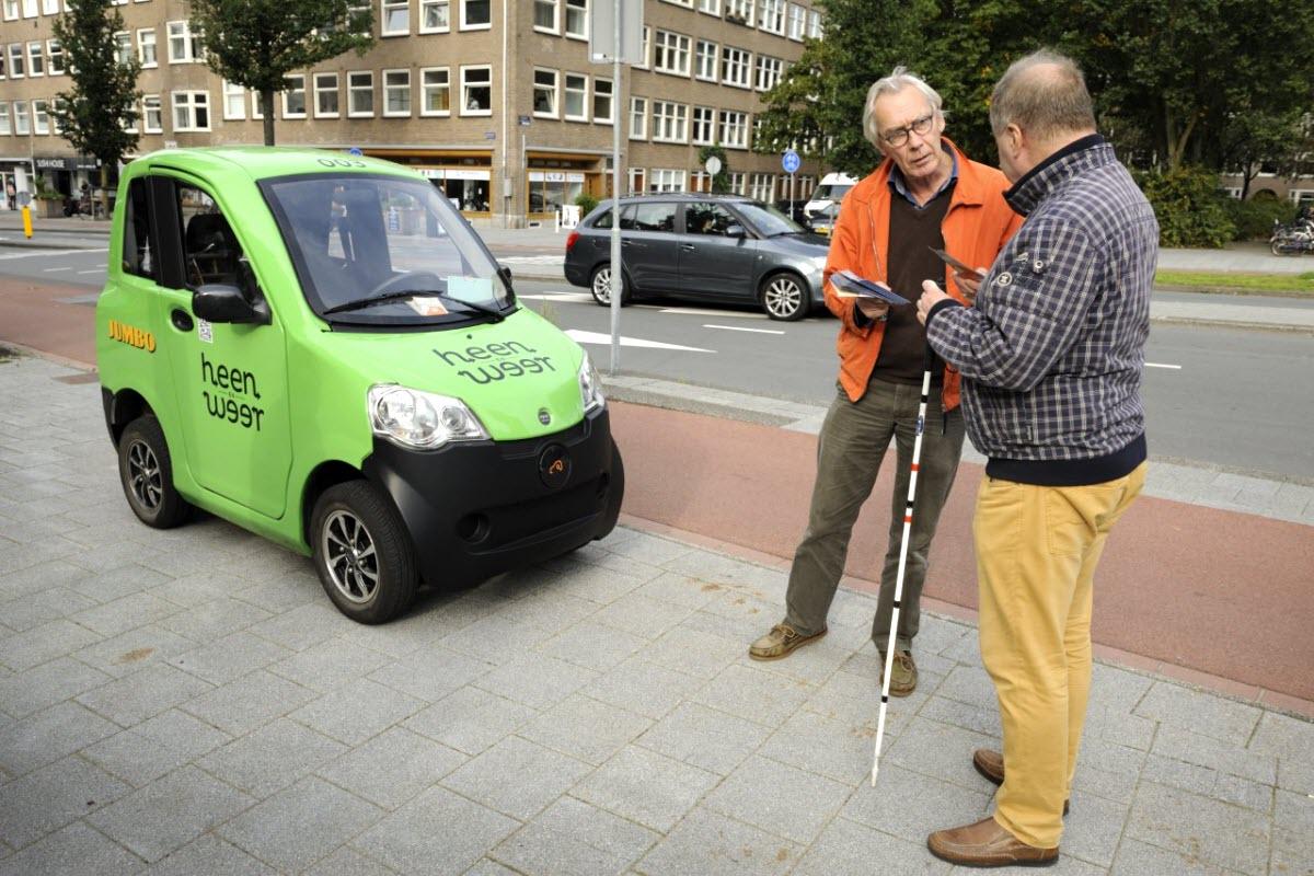 Gaat u HeenenWeer opzetten in Amsterdam-Centrum?