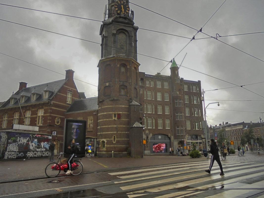 Amsterdam om van te schrikken