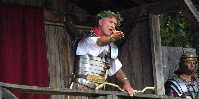 Eerste contact romeinen