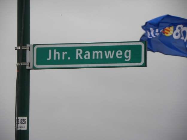 Adriaen Ram heeft een eigen weg in Schalkwijk