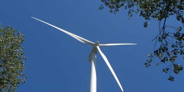 Windmolens Houten