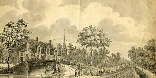 Schalkwijk in 1760