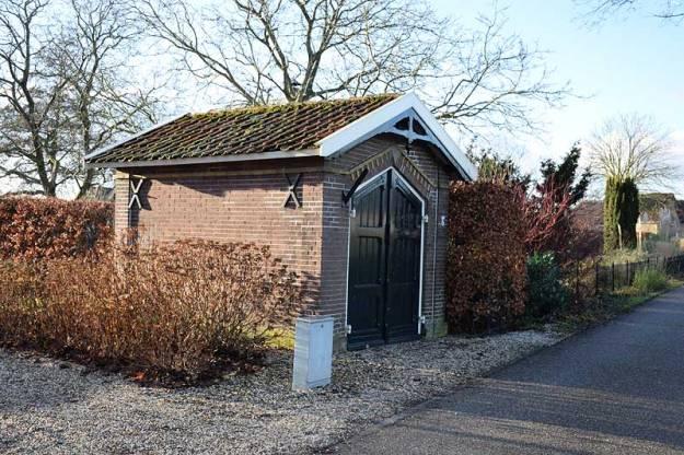 Brandspuithuis De Heul van Brandweer Schalkwijk
