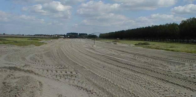 Rondweg Houten De Muur