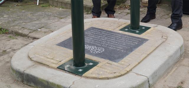 Gedenksteen Februaristaking