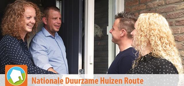 Duurzame Huizen Route