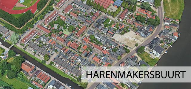 Bewonersavond over Herinrichting Harenmakersbuurt