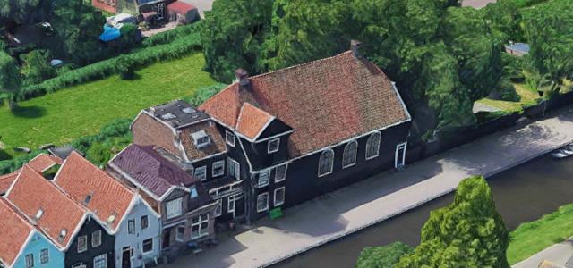 """Muzikaal echtpaar koopt Zaanse kerk: """"Het is ongelooflijk."""""""