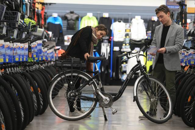 Il faut bien choisir son vélo.