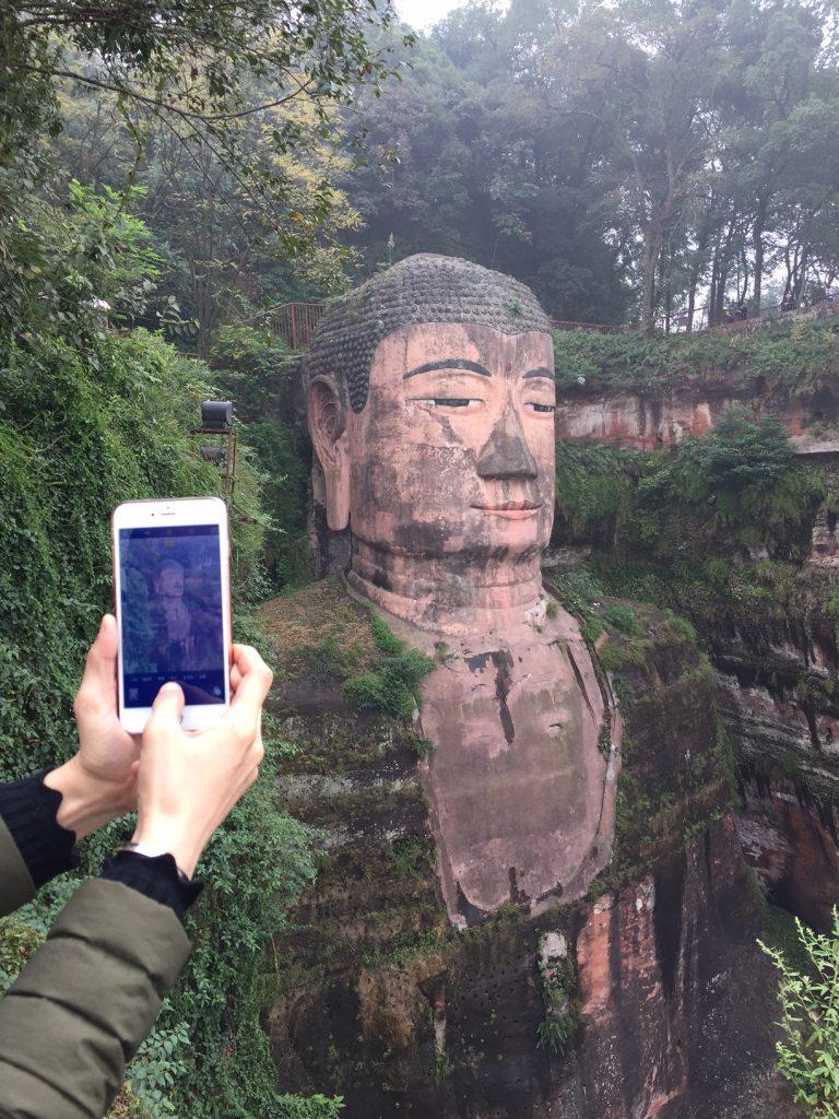 Leshan Giant Buddha