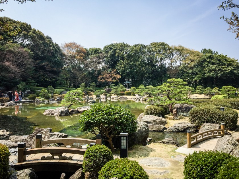 Fukuoka Zen garden