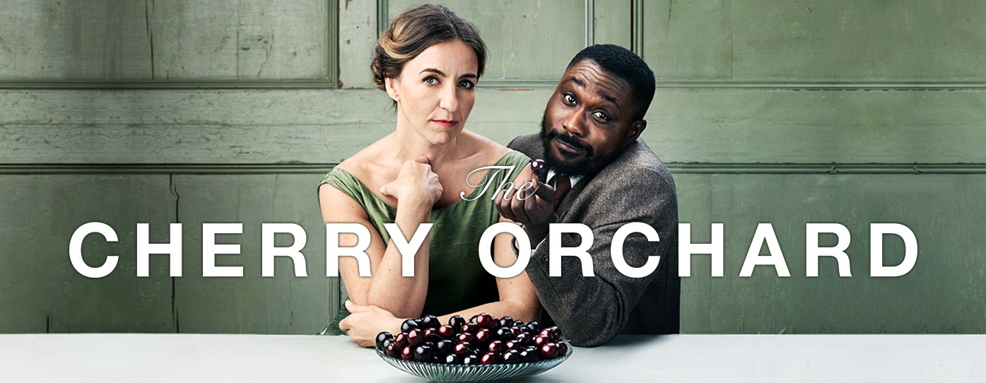 Cherry Orchard Bristol Old Vic with Kirsty Bushell and Jude Owusu