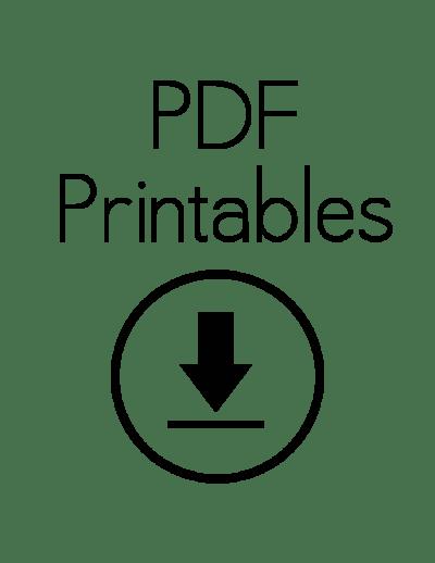 PDF Printables