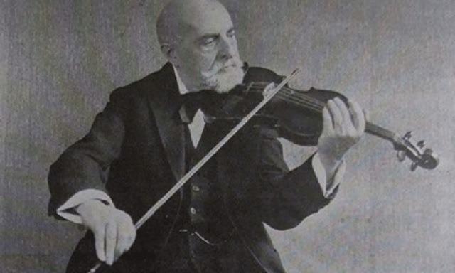 Leopold-Auer-jouer-violon-piano-guitare
