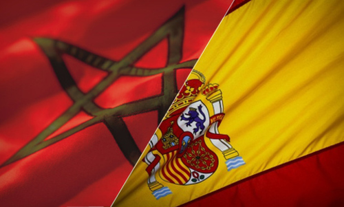 Le Président du Gouvernement espagnol, Pedro Sanchez, reçu par le Roi du  Maroc. - OujdaCity