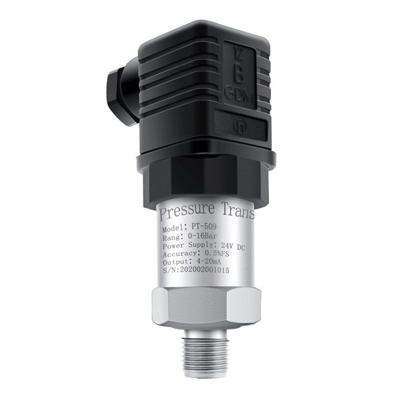 Pressure Transmitter PT-509 for the Water Treatment Industry