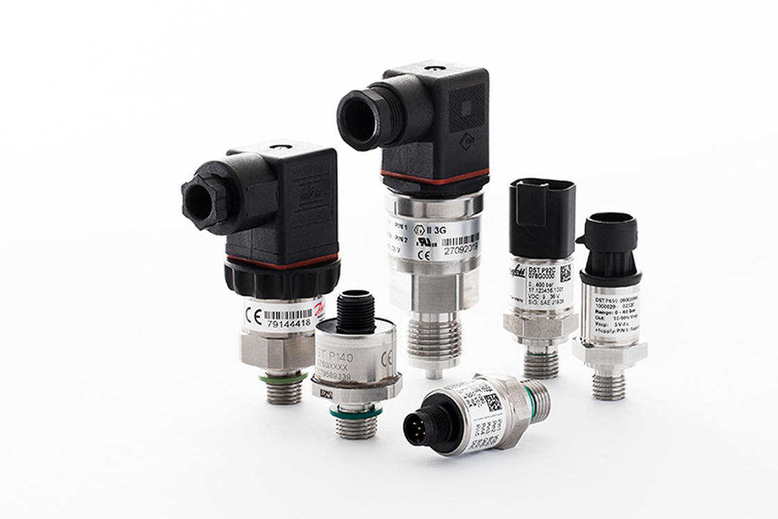 Smart Pressure Transmitter for Vitalization System