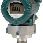 pressure transmitter for gas