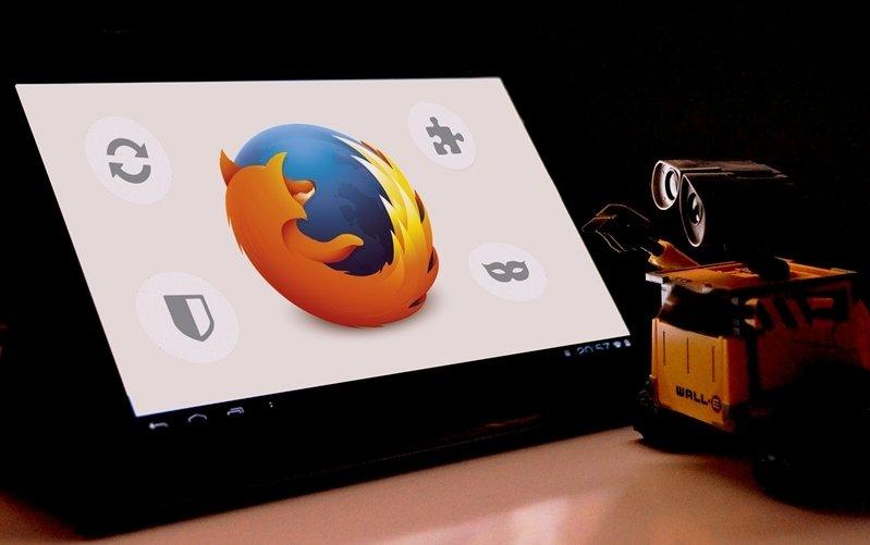 Как в Firefox сделать скриншот всей страницы