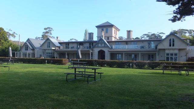The Seahorse Inn - Boydtown