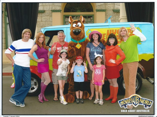 Scooby Crew & all of us
