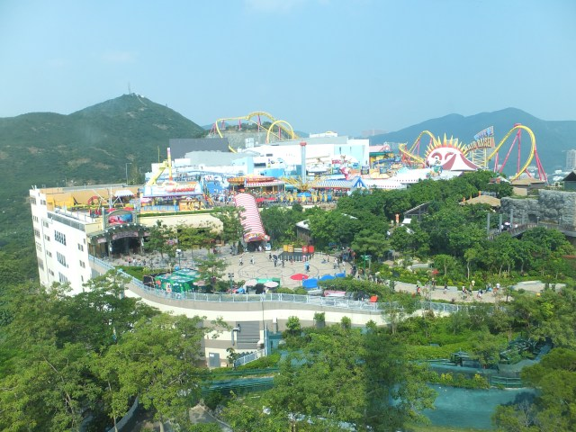 Hong Kong theme parks