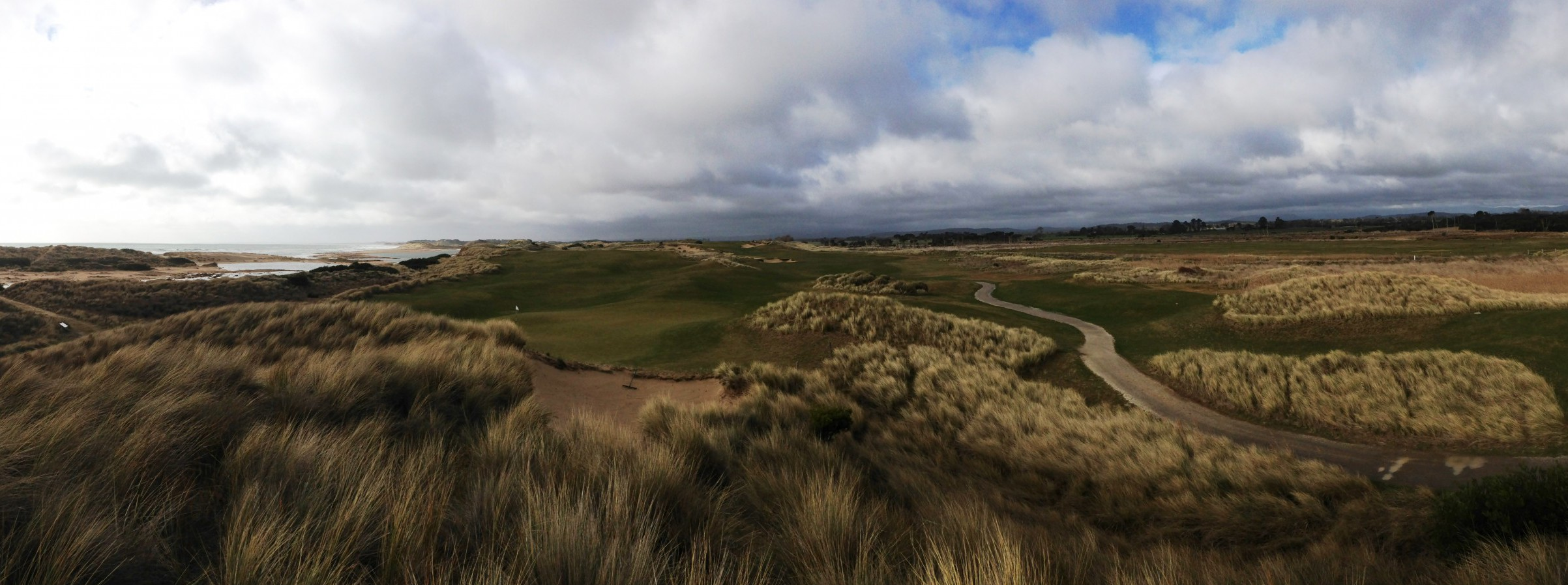 Surprise Hit Around Barnbougle Dunes