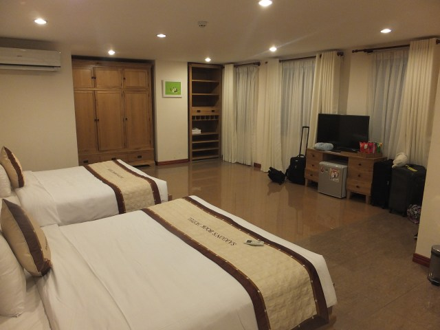 Ho Chi Minh airport hotel