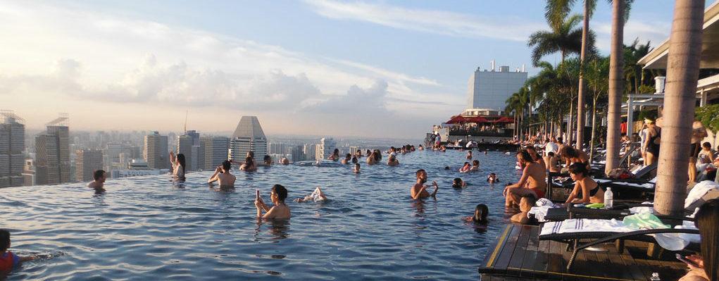Photo Essay – Marina Bay Sands, Singapore – Travelling with Kids – Family Travel Blog