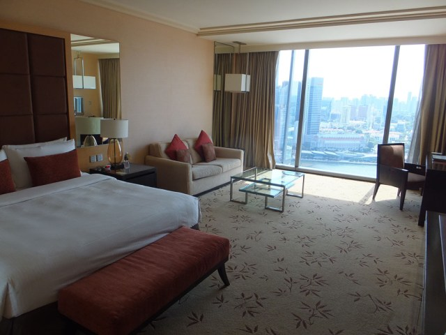 Marina Bay Sands rooms