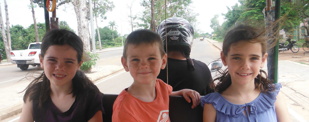The best tuk-tuk driver in Siem Reap, Cambodia – Travelling with Kids, Family Travel Blog