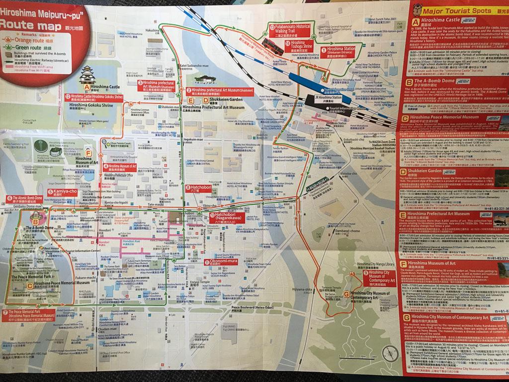 Taking Kids to Hiroshima Japan Traveling with Kids Family