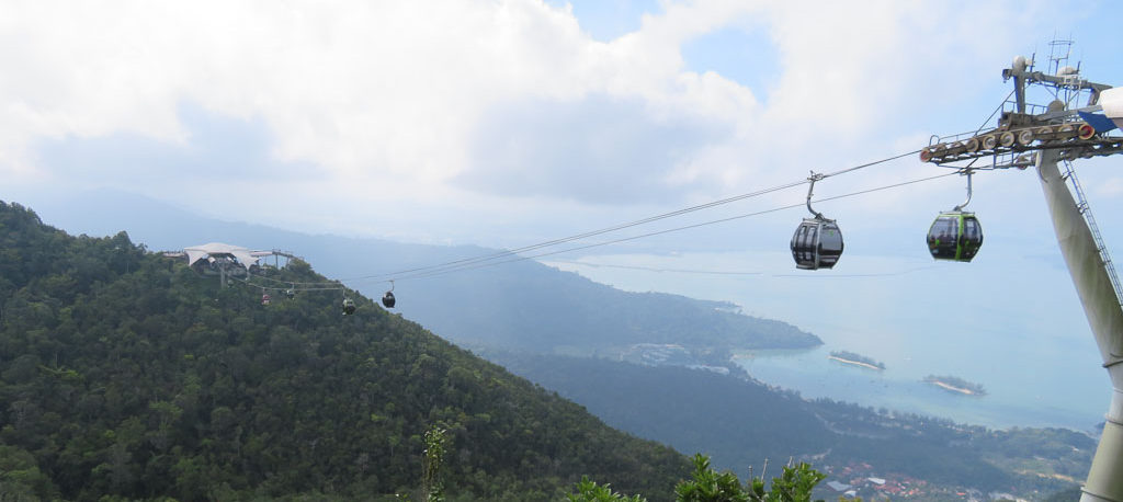 Langkawi's Top Tourist Attraction – SkyCab