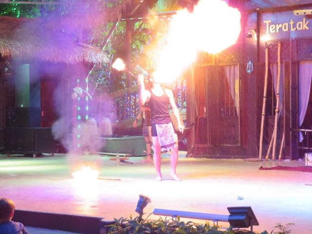 Aseania Resort Cultural Show