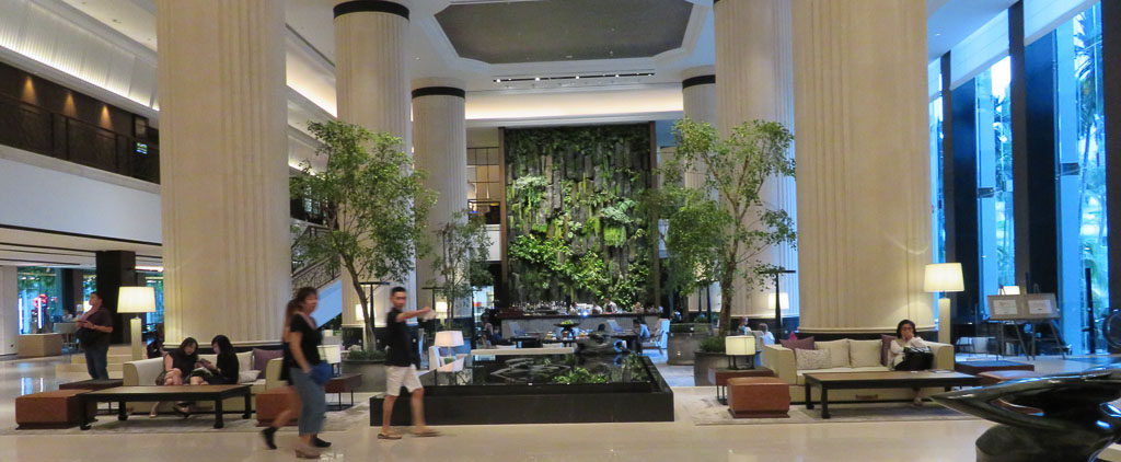 Review – Shangri-La Hotel Singapore