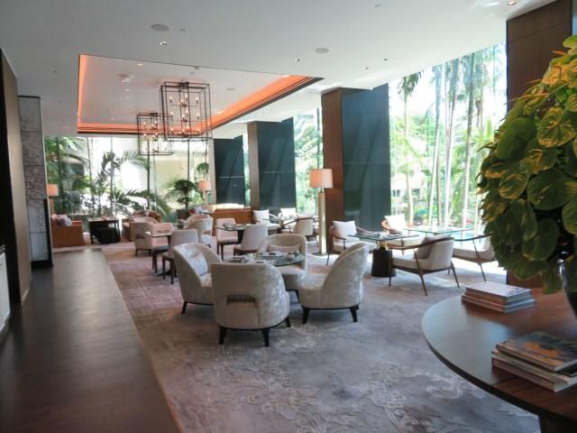 Lobby Lounge, Shangri La Singapore