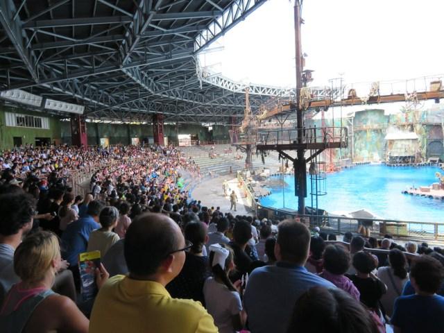 Water world - Universal Studios Singapore