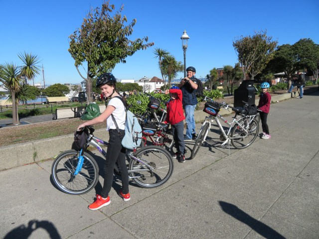 Golden Gate Bridge bike hire