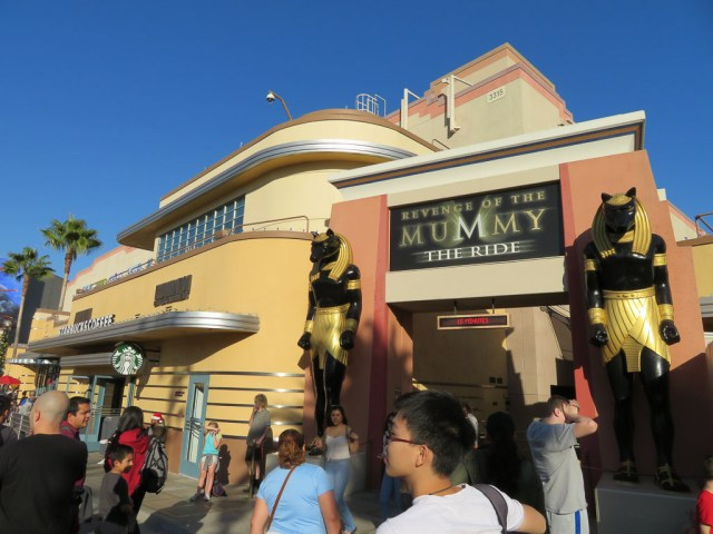 Revenge of the Mummy - Universal Studios Hollywood