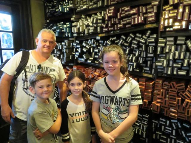 Ollivanders Wand Store - Universal Studios Hollywood