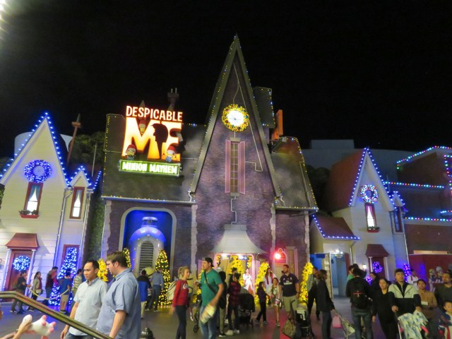 Despicable Me - Universal Studios Hollywood