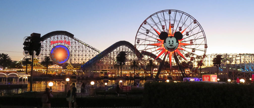 Best hotels near Disneyland California