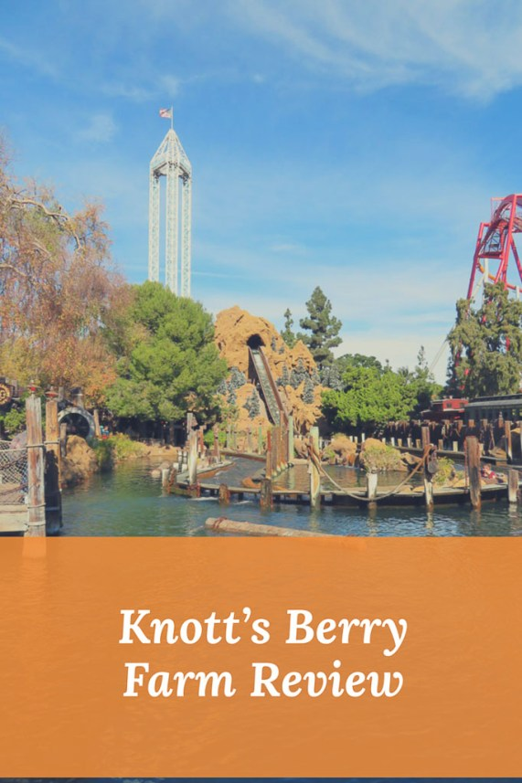 Knott's Berry Farm review