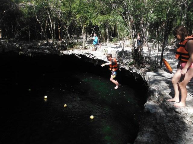 best cenotes near playa del carmen