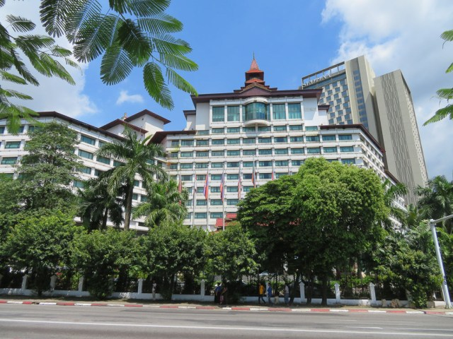 Sedona Hotel Yangon Myanmar