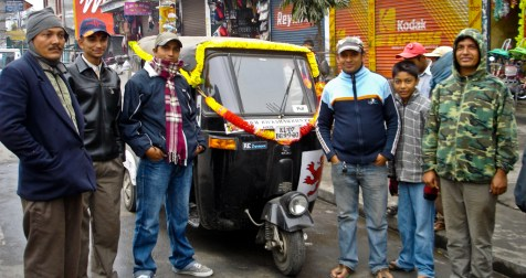 The Rickshaw Pimping Crew