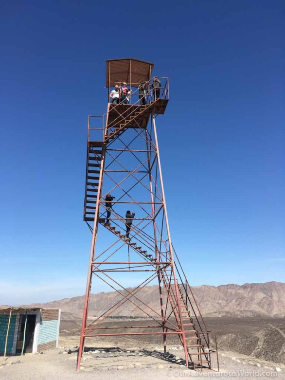 Palpa lines viewing tower