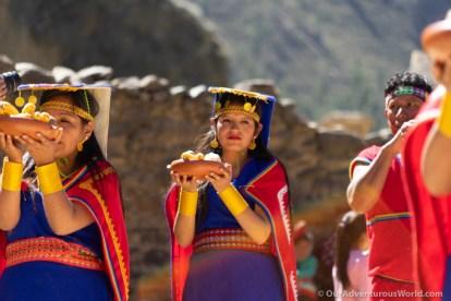 Festival of Ollantay Raymi