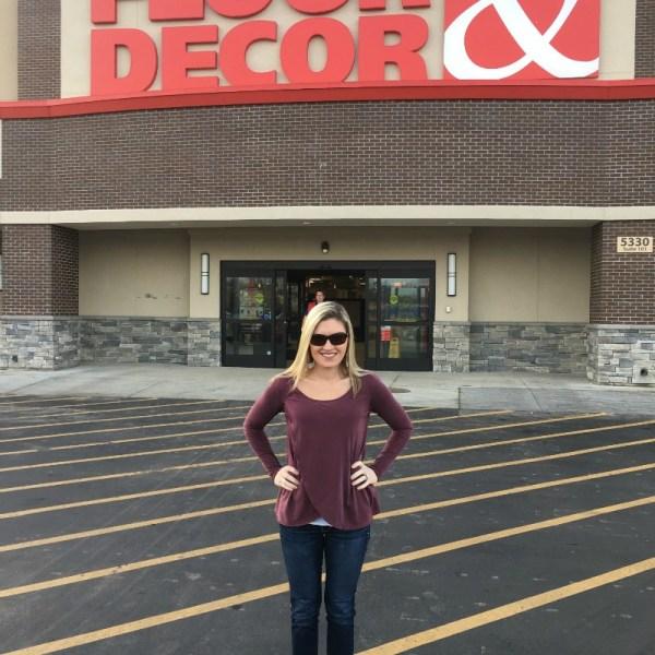 Floor & Decor Store Tour